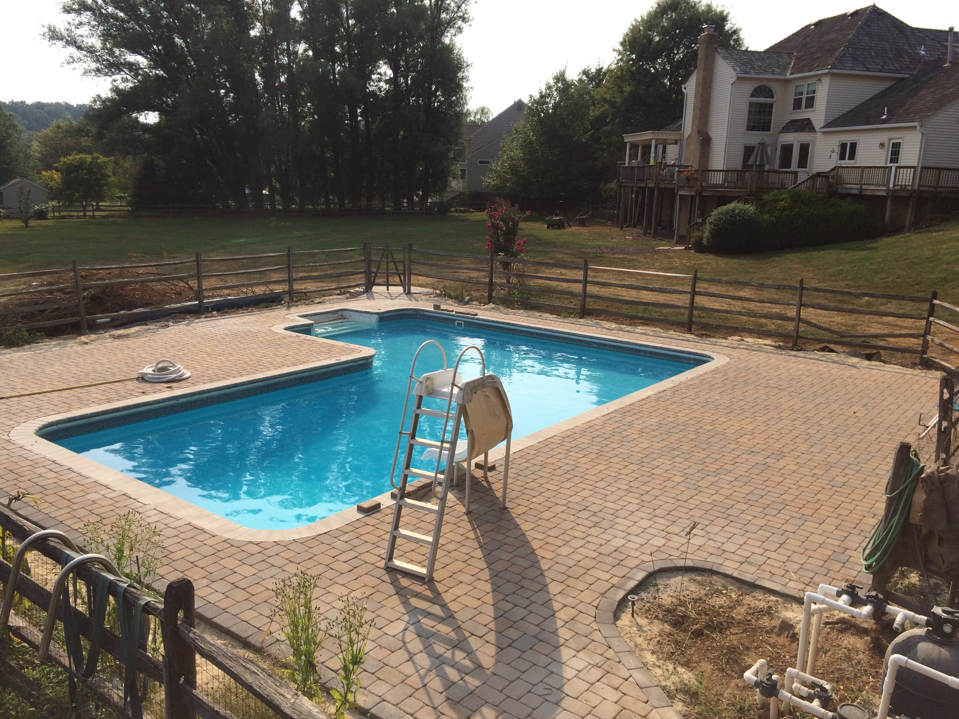 Pool services offered old world pools for Pool renovations